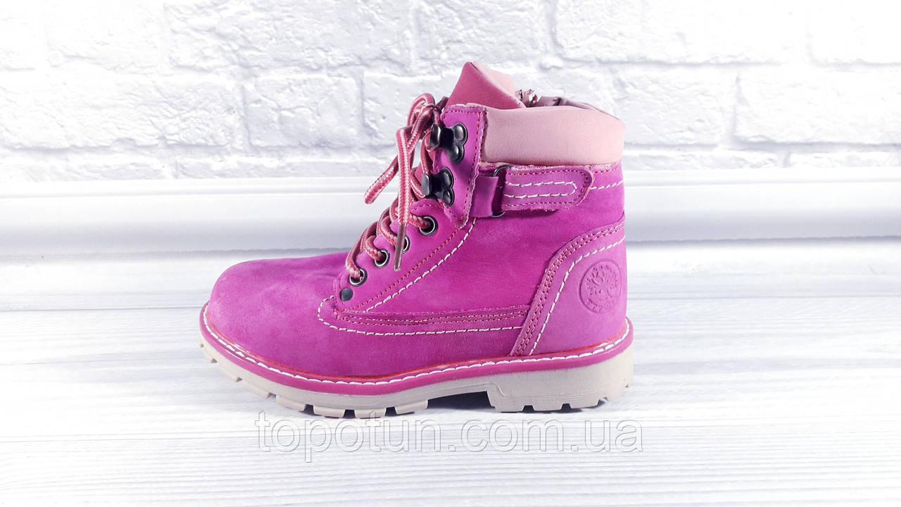 """Зимние ботинки для девочки """"Jong Golf"""" Размер: 29"""