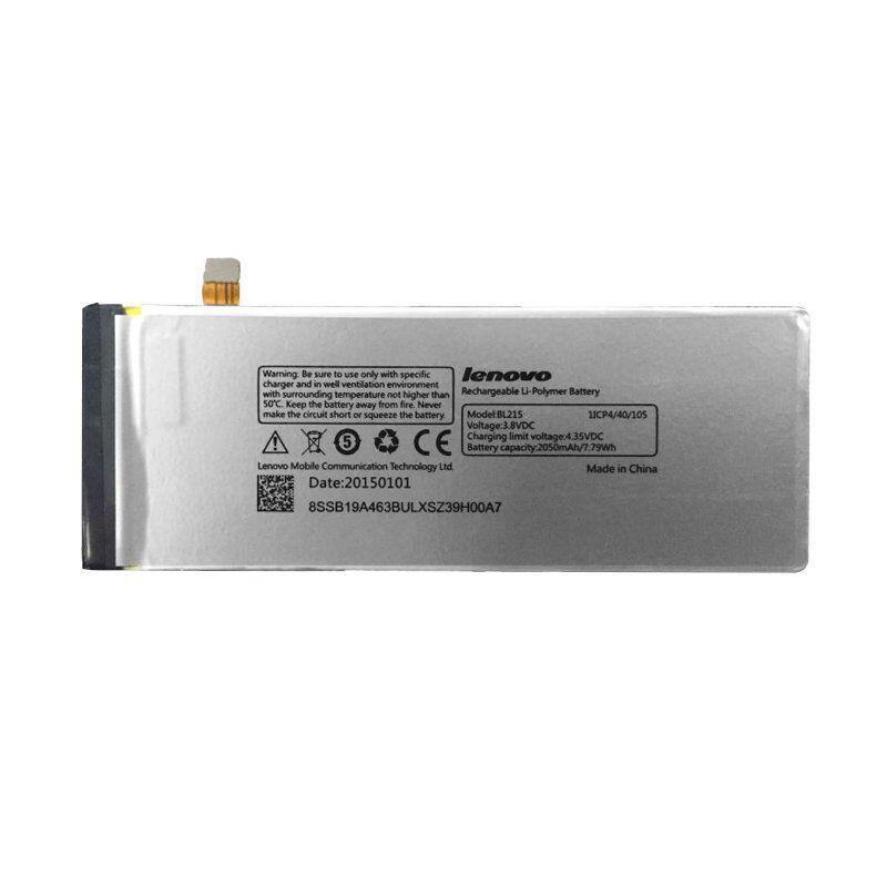 Lenovo S960 аккумуляторная батарея BL215 оригинал 2050mAh