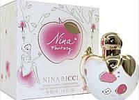Женская туалетная вода Nina Fantasy Nina Ricci (сладкий, милый, красивый аромат)