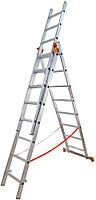 Лестница универсальная Budfix 01411 3х11 (6.98 м)