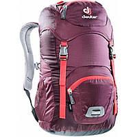 Рюкзак Deuter Junior 5530 blackberry-aubergine (36029 5530)