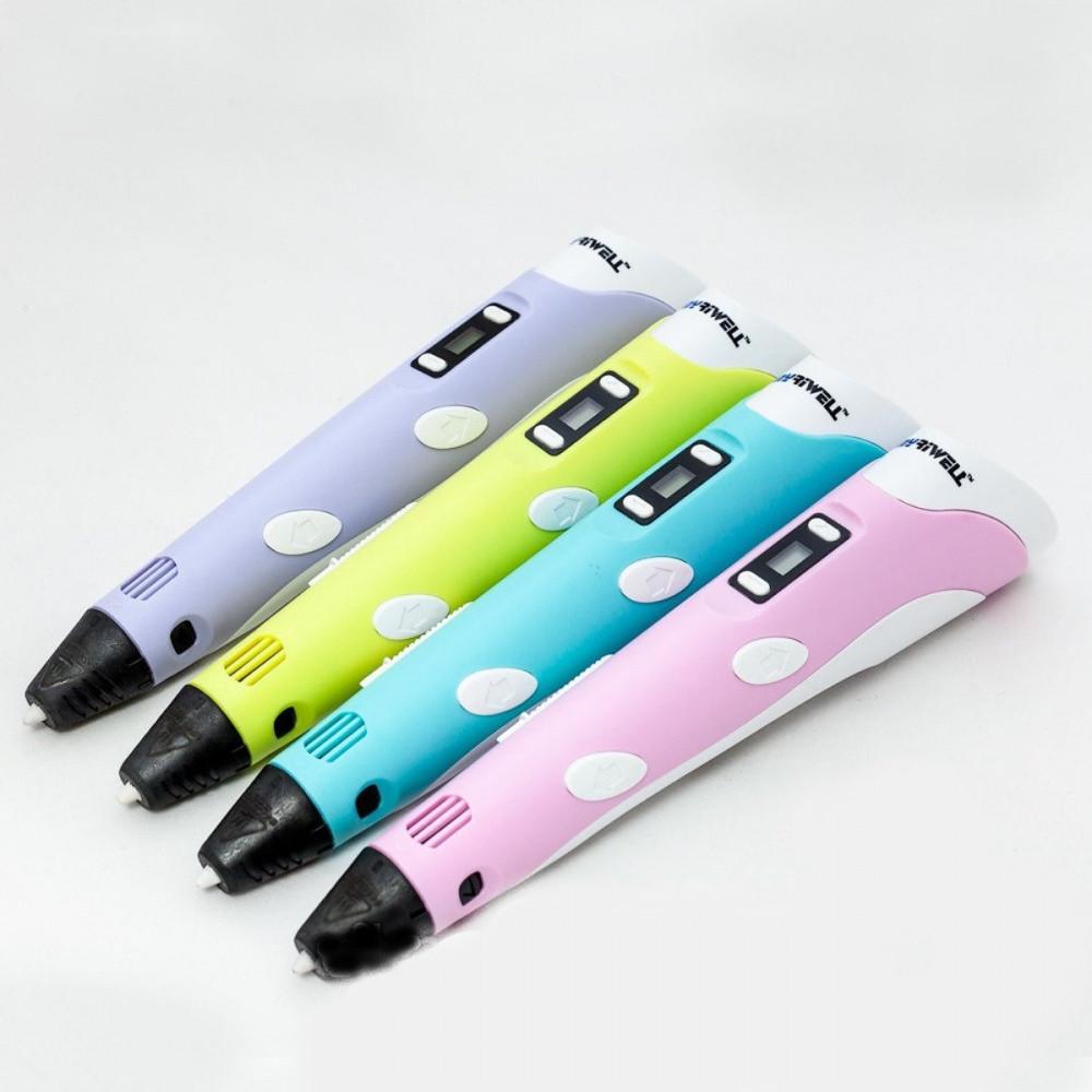 3D ручка Smart 3D Pen 2 c LCD дисплеем.