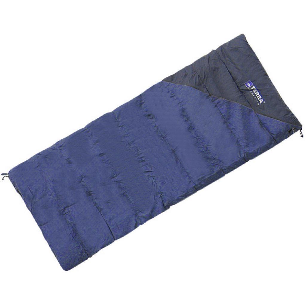 Спальный мешок Terra Incognita Campo 300 blue / gray (4823081502388)