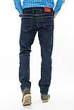 Мужские джинсы Franco Benussi 16-107 Sofia 6195 темно-синие, фото 5