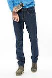 Мужские джинсы Franco Benussi 16-107 Sofia 6195 темно-синие, фото 7