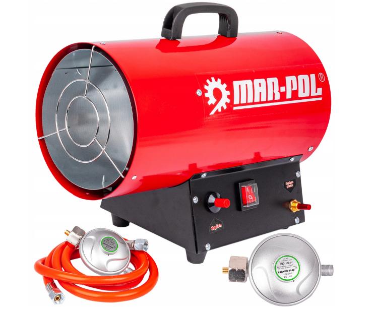 Газовая тепловая пушка MAR-POL 20kw