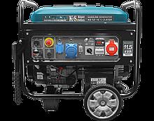 Бензиновий одноциліндровий генератор KS 12-1E 1/3 ATSR
