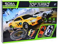 Автотрек с Машинками Top Turbo, фото 1