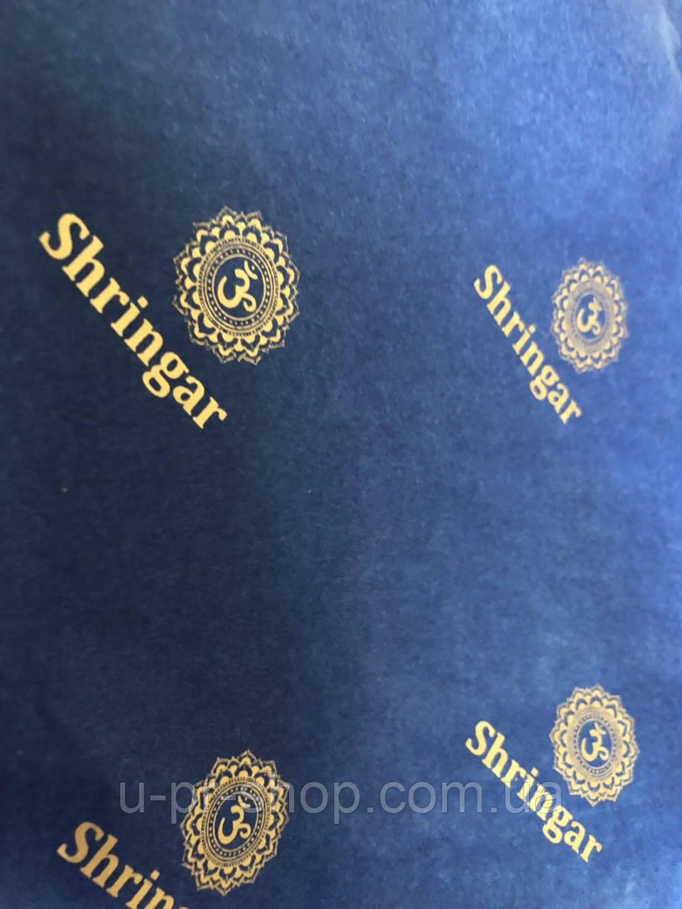Упаковочная бумага с Вашим логотипом