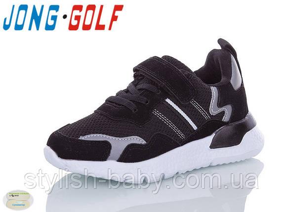Детские кроссовки 2020 оптом. Детская спортивная обувь бренда Jong Golf для мальчиков (рр. с 31 по 36), фото 2