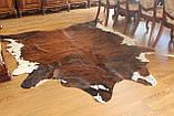 Шкура Коровы рыжевато-коричневая большая, фото 2