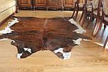 Шкура Коровы рыжевато-коричневая большая, фото 6
