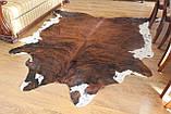 Шкура Коровы рыжевато-коричневая большая, фото 3