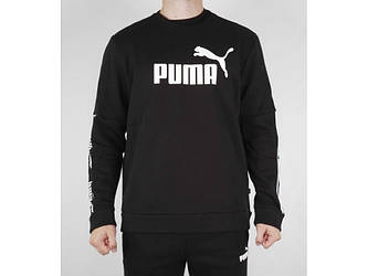 Кофта Puma Amplified Crew Fleece. 580429-01. Оригинал.