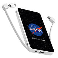 """Повербанк (powerbank) """"НАСА"""" 10000 мАч"""