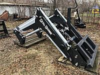 Фронтальный погрузчик Metal-Technik