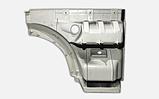 Подножка верхняя DAF XF95 XF105 ступенька ДАФ ХФ95 ХФ105 продолжение крыла, фото 3