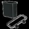 Контейнер для гриля на магнитах пластиковый XL