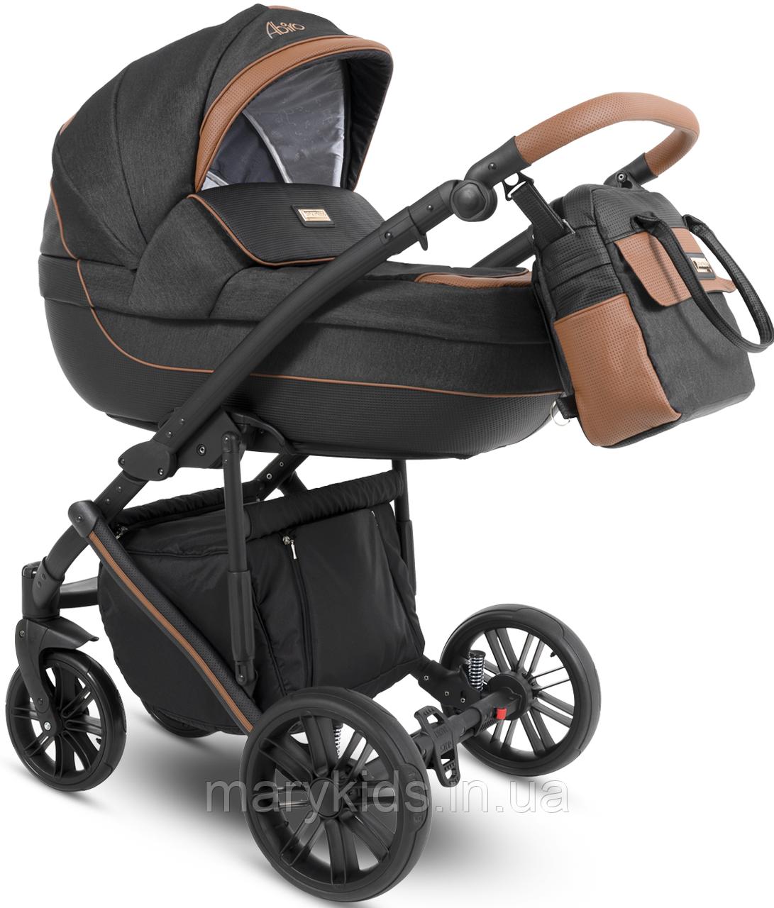 Детская универсальная коляска 2 в 1 Camarelo Abrio - 2