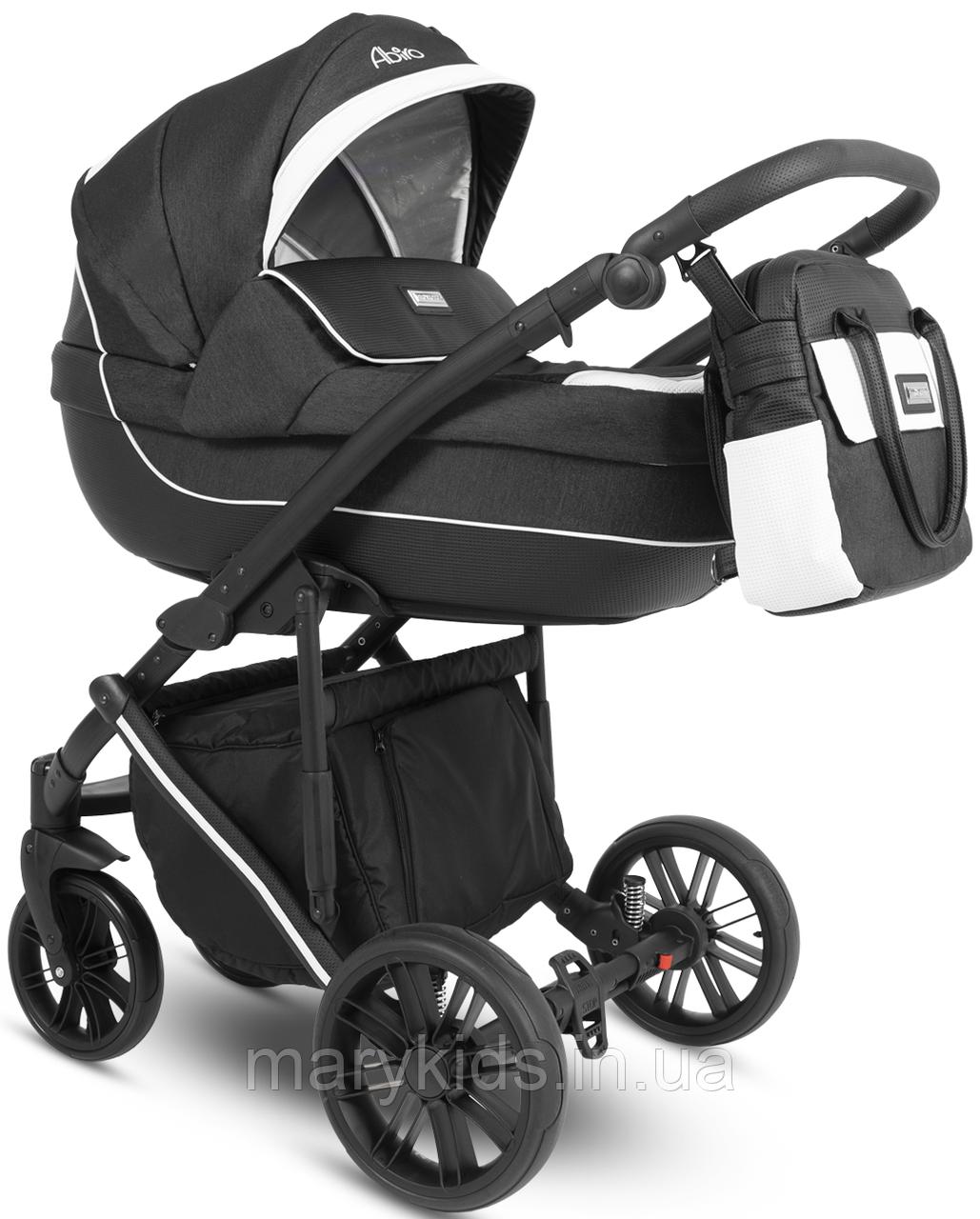 Детская универсальная коляска 2 в 1 Camarelo Abrio - 8