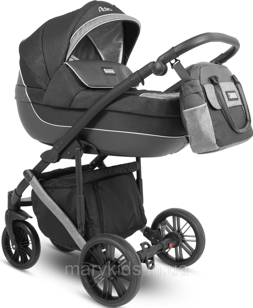 Детская универсальная коляска 2 в 1 Camarelo Abrio - 10