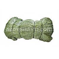 Сетеполотно капроновое ячейка 85 мм высота 100 ячеек нитка 93 tex*3 (0.8 мм), фото 1
