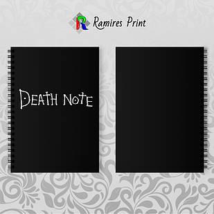 Тетрадь Смерти с правилами