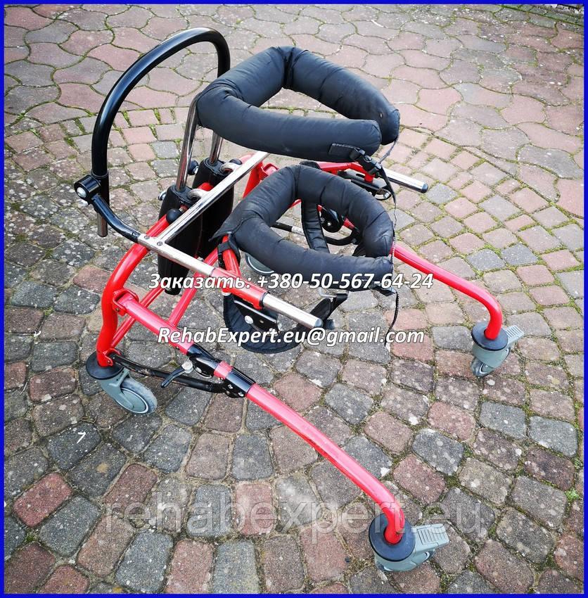 Б/У Динамический вертикализатор для детей с дцп Ormesa Grillo Posterior Gait Trainer Size 2