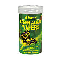 """Корм для донных рыб """"Green algae wafers"""" (250ml /113g) Tropical™"""