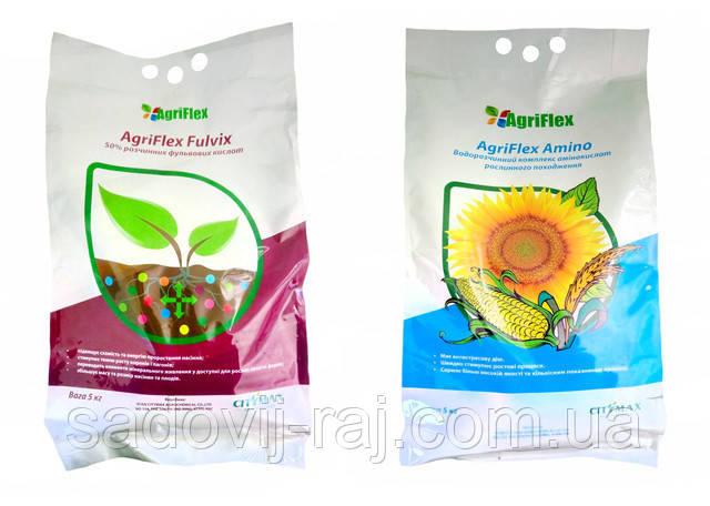Водорозчинні добрива Agriflex Amino / АГРИФЛЕКС АМИНО (Амінокислот-50%), 20 кг