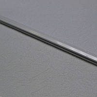 У-шина для тюли + пакетик ЗОЛОТО ПАТИНА, белый, 2,0м