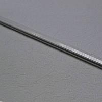 У-шина для тюли + пакетик ЗОЛОТО ПАТИНА, белый, 2,4м