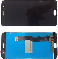 Дисплейний модуль для телефону Lenovo ZUK Z1 в зборі з тачскріном, чорний