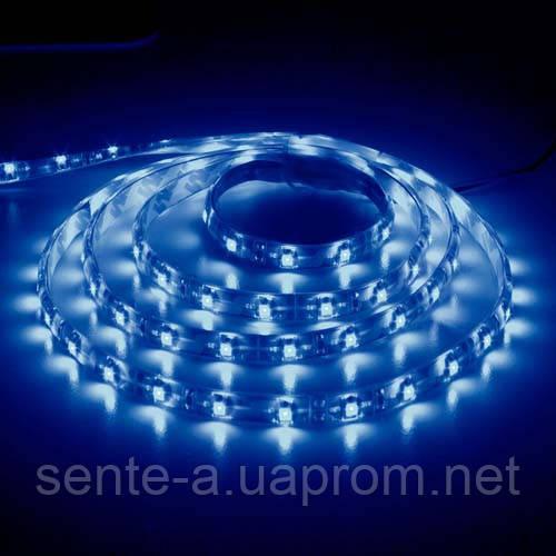 Світлодіодна стрічка Feron SANAN LS604 60SMD/м 12V IP65 синій