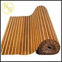 """Бамбуковые обои лак 2,5м """"Полосатые 3+1"""" TM Safari (250см.), фото 1"""