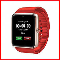 Смарт-часы Smart Watch Phone GT08 Original Красные (GT08OR147BL Red)