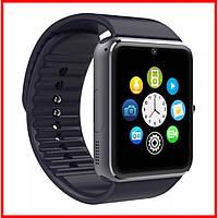 Смарт-часы Smart Watch Phone GT08 Original Черные (GT08OR147BL Black)