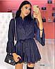 Шикарное стильное модное платье из люрекса 010 крм, фото 2