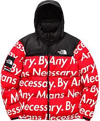 Куртка The North Face X Supreme Red (ориг.бирка)