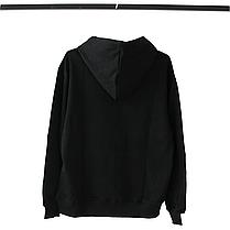 Худи Balenciaga Black (ориг.бирка), фото 2