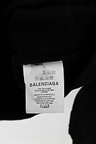 Худи Balenciaga Black (ориг.бирка), фото 3