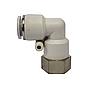 Штуцер цанговий (кутовий 90) TP PLF10-G01, TUSK (PRM012000)