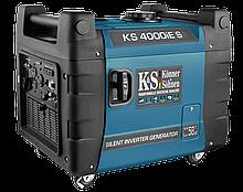KS 4000iE S . Інверторний генератор