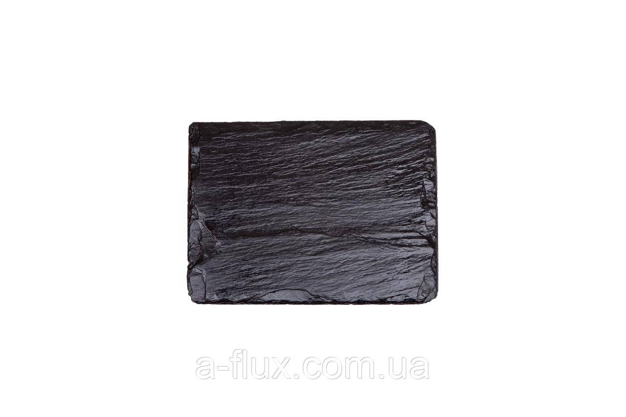 Поднос (сланец) из натурального камня 30*20см Stalgast 399104