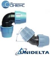 Колени (отводы) Unidelta