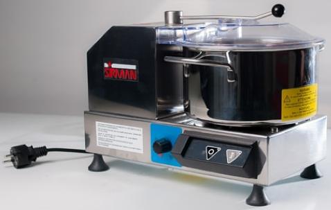 Куттер для переработки мяса Sirman C4 VV, фото 2