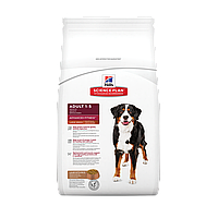 HILL'S SCIENCE PLAN Adult Large Breed Сухой Корм для Собак с Ягненком и Рисом - 14 кг