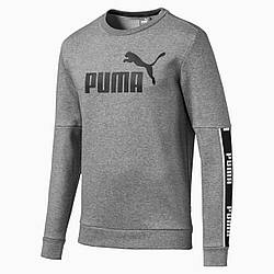 Кофта Puma Amplified Crew Fleece. 580429-03. Оригинал