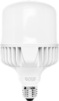 Лампа світлодіодна BL 80W E40 6500К 7200 Lm потужна Delux