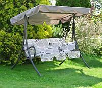 Качели садовые «Мартинелла», ткань с919, фото 1